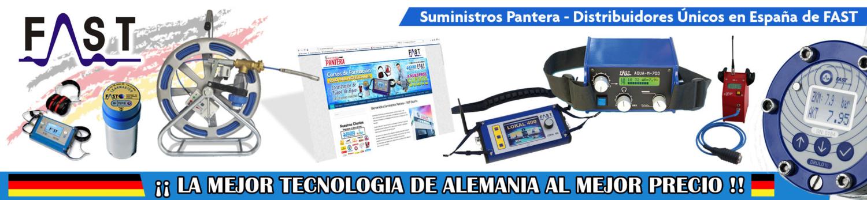 Suministros Pantera – Detectores de Fugas FAST